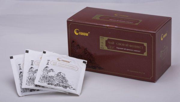 Čaj Fohow Liuwei Cha