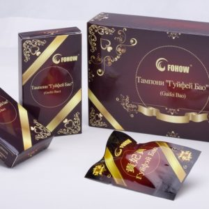 Hygienické dámské tampóny – Fohow Guifei Bao